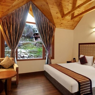 Cottage Bed Room